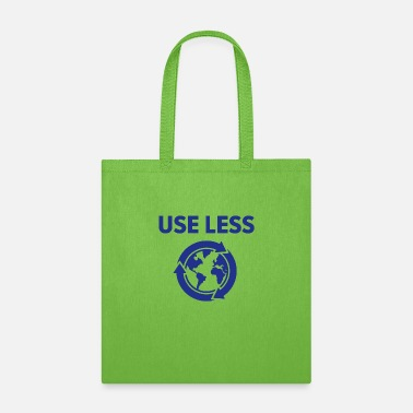 Arrested Development Tobias Tobias Funke Use Less (Useless) - Tote Bag