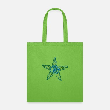 Starfish starfish - Tote Bag