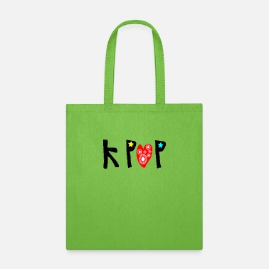 Graphic Art kpop_txt graphic art - Tote Bag