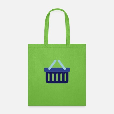 Basket Basket - Tote Bag
