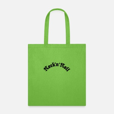 Motto Rock'n'Roll - Tote Bag