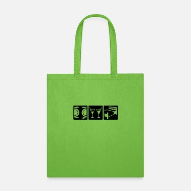 Irony a perfect date - Tote Bag