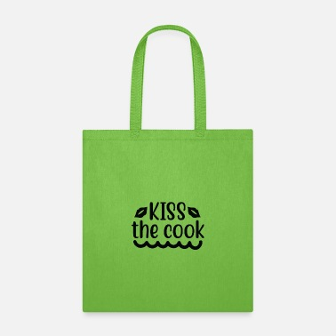 Kiss The Cook Kiss the cook - Tote Bag