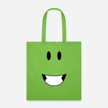 Happy Face face happy - Tote Bag