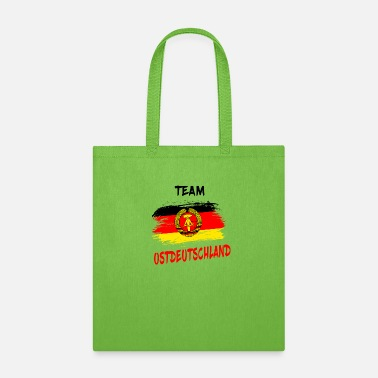 East Team Ostdeutschland / East Germany Gift Germany - Tote Bag