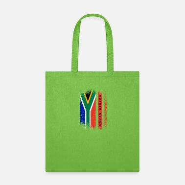 Coat South Africa Flag / Gift Cape Town Johannesburg - Tote Bag
