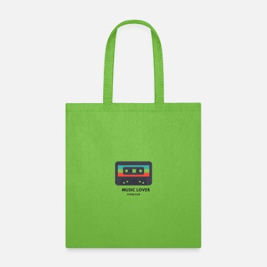 Music Love Forever - Tote Bag