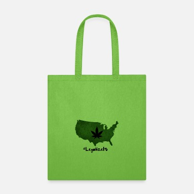 Miscellaneous #LegalizeIt - Tote Bag