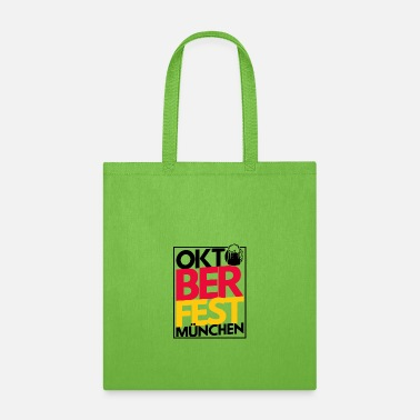 Oktoberfest Beer T-shirt - Tote Bag