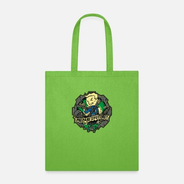 Prepare Prepare for the Future - Tote Bag