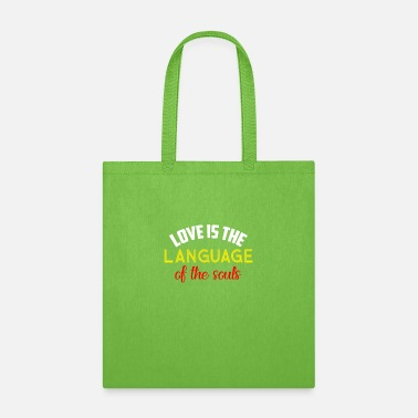 Love Is The Language Of The Souls - Tote Bag