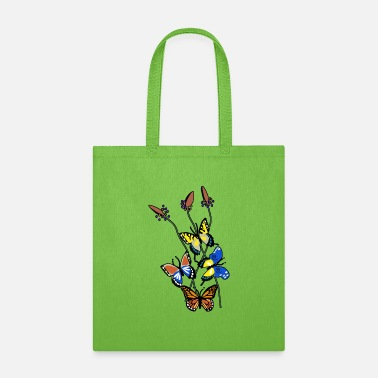 Flutter Butterfly - Tote Bag