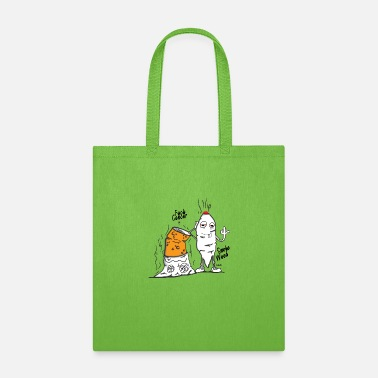 Fuck Cancer,Smoke Weed - Tote Bag