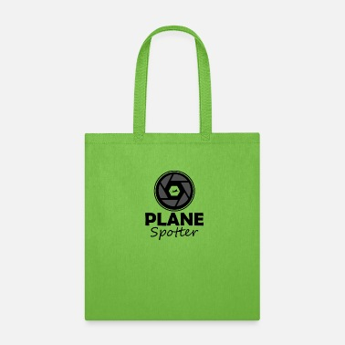 Shutter Plane Spotter Aircraft Gift Idea for Planespotter - Tote Bag