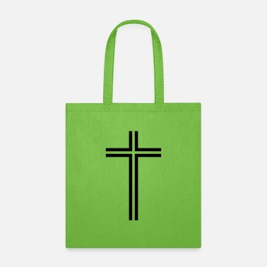 Cross - Tote Bag