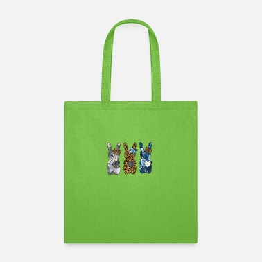 Easter Bunny Easter Bunnies - Tote Bag
