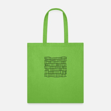 Pattern split - Tote Bag