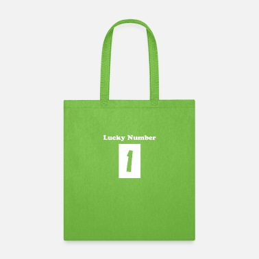 Lucky Number Lucky number - Tote Bag