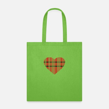 Girlfriend barcode love 2c - Tote Bag