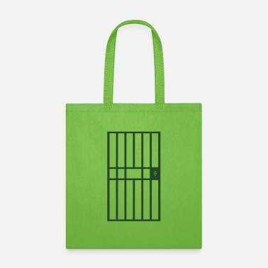 Cell Jail Cell - Tote Bag