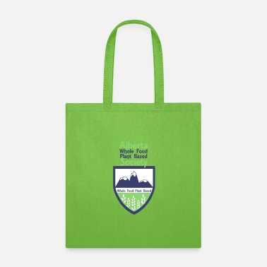 Crest With Text Above - Tote Bag