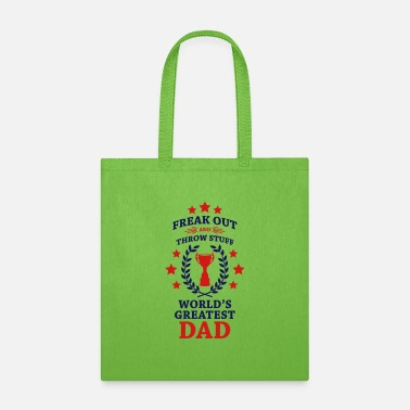 Phish Fuego World's Greatest Dad - Tote Bag