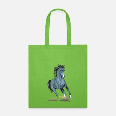 Running Horse - Tote Bag