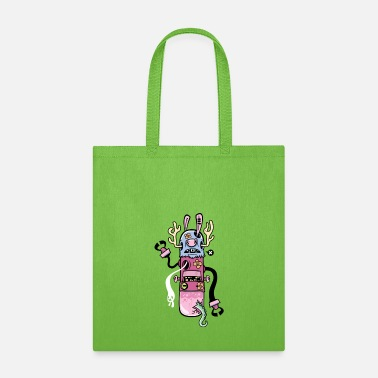 Mixed Mixed Up - Tote Bag