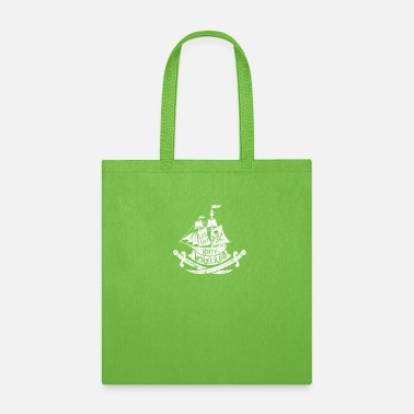 Jolly Let s Get Ship Wrecked - Tote Bag
