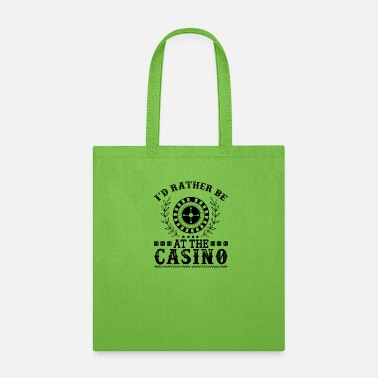 Slot Machine Funny Casino Gambling - Tote Bag