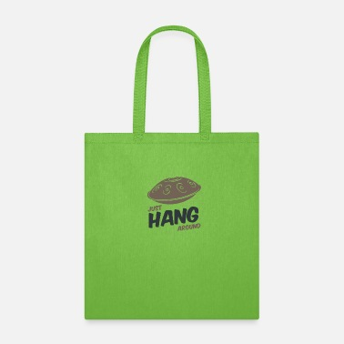 Handpan Hang around desing shirt - Tote Bag