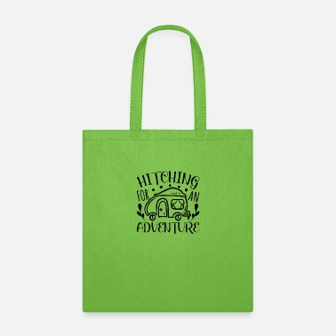 Equitation Hitching for adventure - Tote Bag