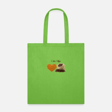 Love Coffee - Tote Bag
