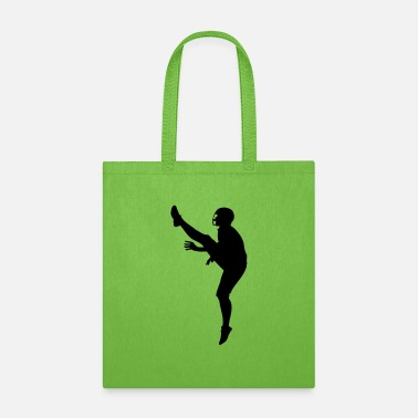 Kicker Football Kicker - Tote Bag
