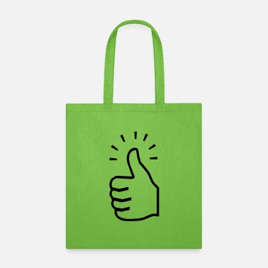 Thumbs Up thumbs up - Tote Bag