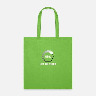 Thinkers Slow Thinker - Tote Bag