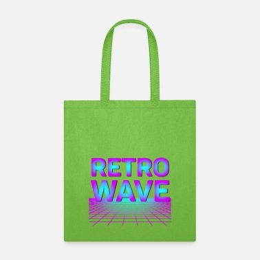 Retrowave Retrowave - Tote Bag