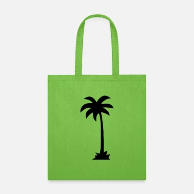 Palm Trees palm - palm tree - Tote Bag