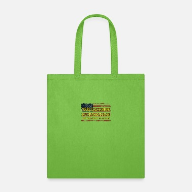 PE Physical Education Teacher. USA Pride Patriotic - Tote Bag