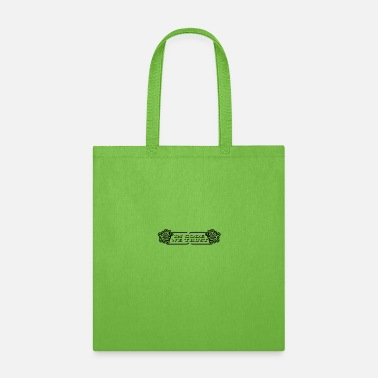 In Code We Trust in code we trust - Tote Bag