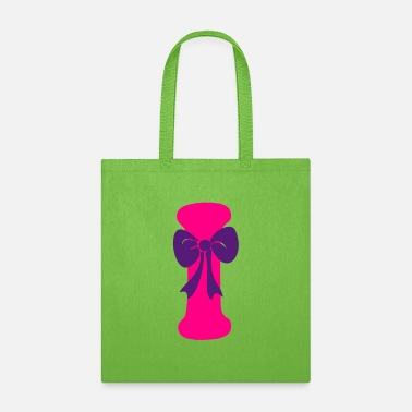 Hepatitis B-liver Cancer-hbv-breast Cancer ❤✔Alphabet I with a Purple Ribbon✔❤ - Tote Bag
