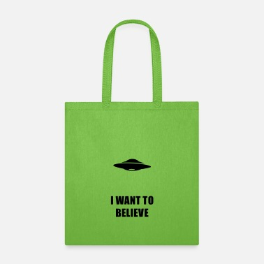 Saucer Flying saucer - Tote Bag