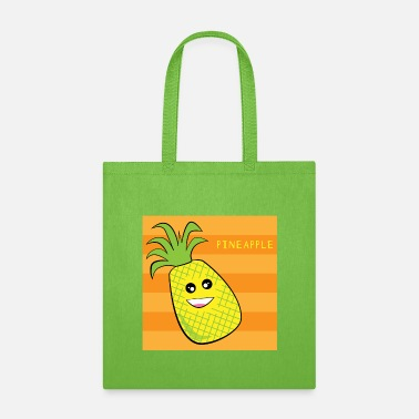 Pineapple Pineapple - Tote Bag