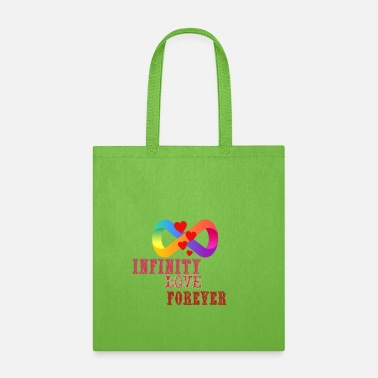 LOVE forever - Tote Bag