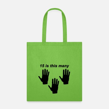Finger finger - Tote Bag