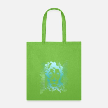 Lion Animal lion king of the wilderness - Tote Bag