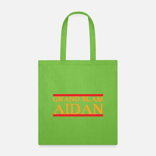 Grand Bags & Backpacks - Grand Slam Aidan - Tote Bag lime green