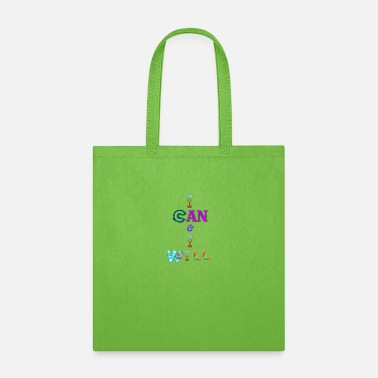 I can and I will - Tote Bag