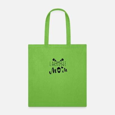 Mami Lacrosse mom mommy sports field hockey Present - Tote Bag