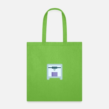 Internet 049 3d printer - Tote Bag
